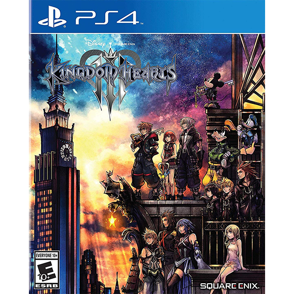 Kingdom Hearts III cho máy PS4