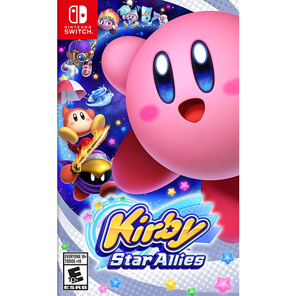 Kirby Star Allies cho máy Nintendo Switch