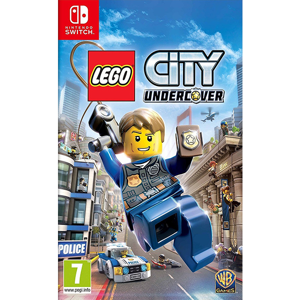 LEGO City Undercover cho máy Nintendo Switch