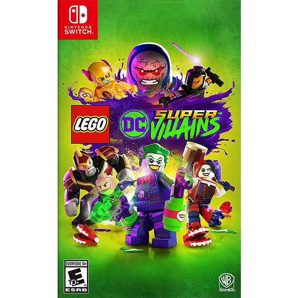 LEGO DC Super-Villains cho máy Nintendo Switch