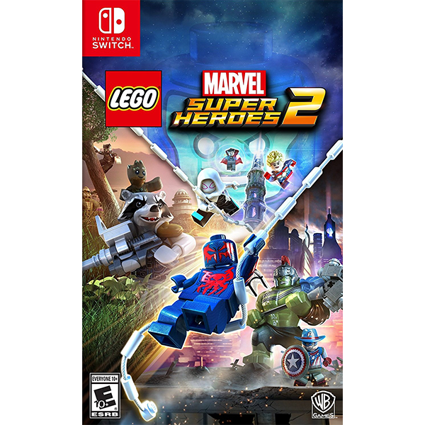 LEGO Marvel Super Heroes 2 (2nd) da qua su dung