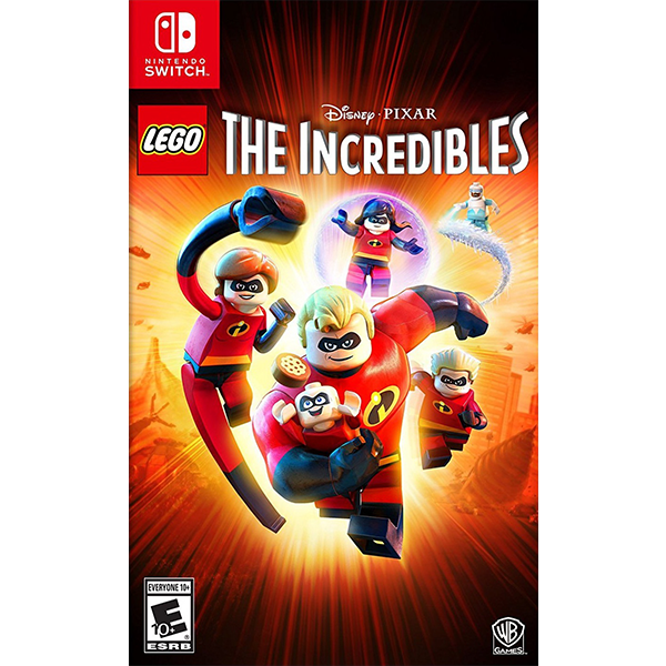 LEGO The Incredibles cho máy Nintendo Switch