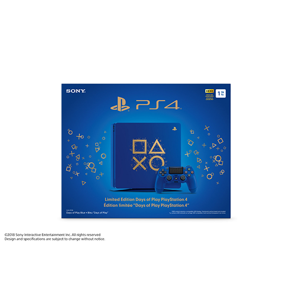 Máy PS4 Slim Days Of Play