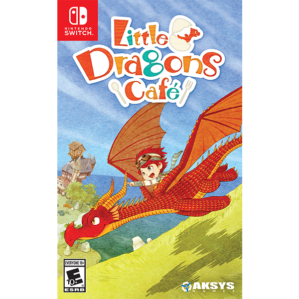 Little Dragons Cafe cho máy Nintendo Switch