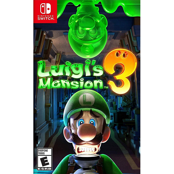 Luigi's Mansion 3 cho máy Nintendo Switch