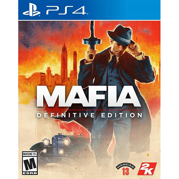 Mafia Definitive Edition cho máy PS4