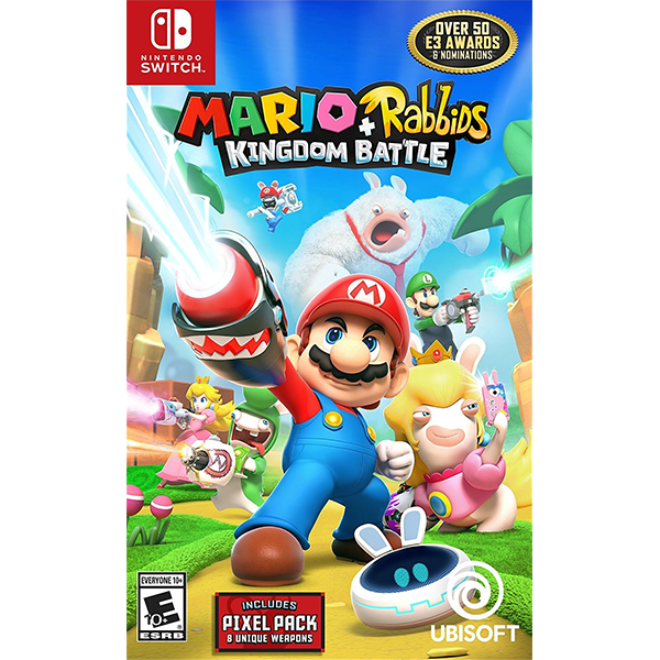 Mario + Rabbids Kingdom Battle cho máy Nintendo Switch