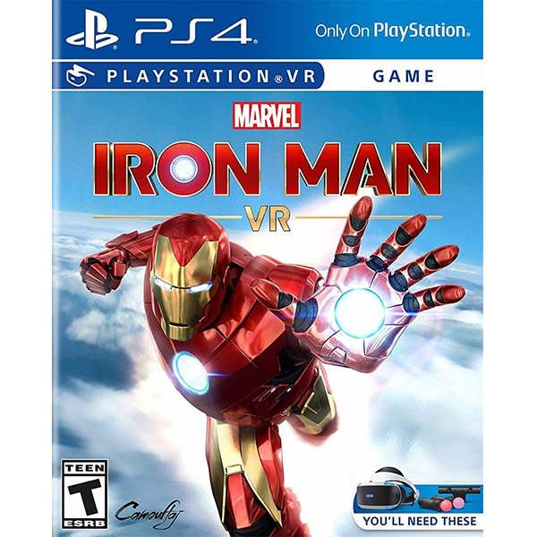 Marvel's Iron Man VR cho máy PS4