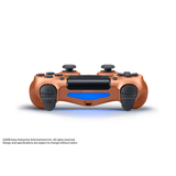 PS4 Controller Metallic Copper