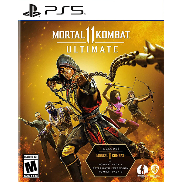 Mortal Kombat 11 Ultimate cho máy PS5