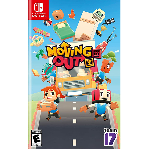 Moving Out cho máy Nintendo Switch