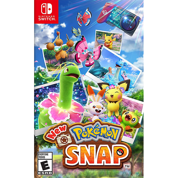 New Pokémon Snap cho máy Nintendo Switch