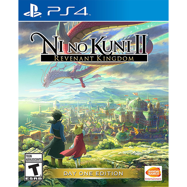 Ni no Kuni II Revenant Kingdom cho máy PS4