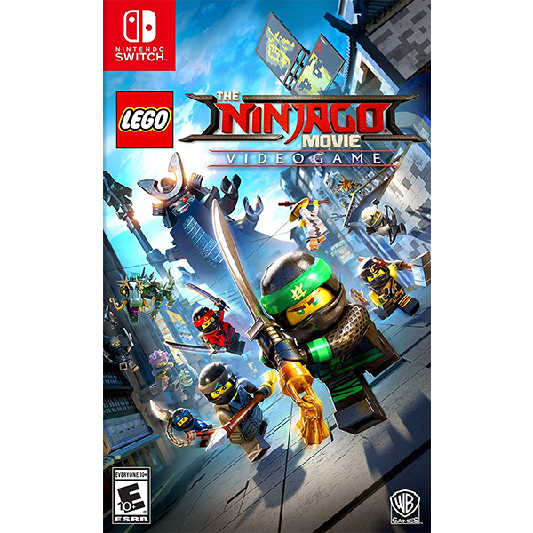 The Lego Ninjago Movie Videogame cho máy Nintendo Switch