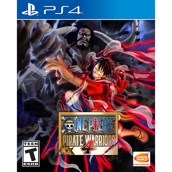 One Piece Pirate Warriors 4 cho máy PS4