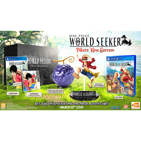 One Piece World Seeker The Pirate King Edition cho máy PS4