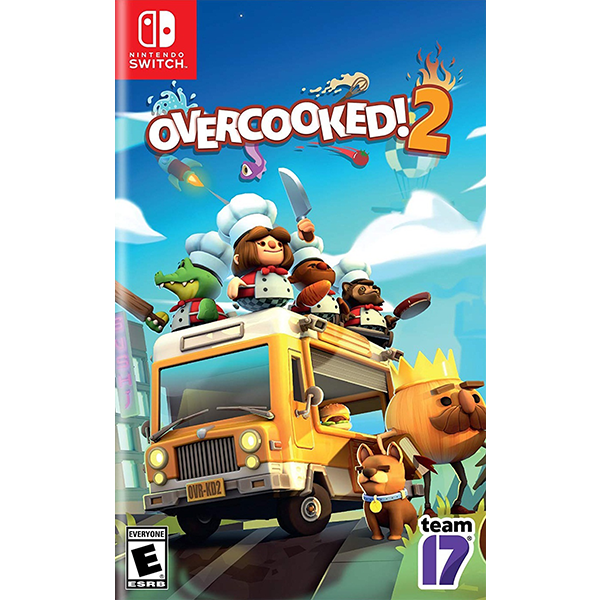 Nintendo Switch Overcooked! 2