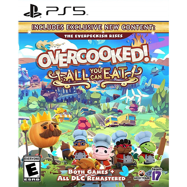 Overcooked! All You Can Eat cho máy PS5