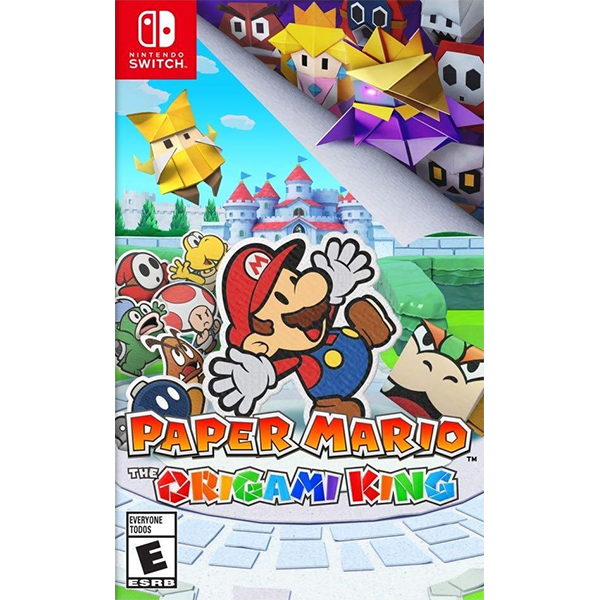 Paper Mario The Origami King cho máy Nintendo Switch