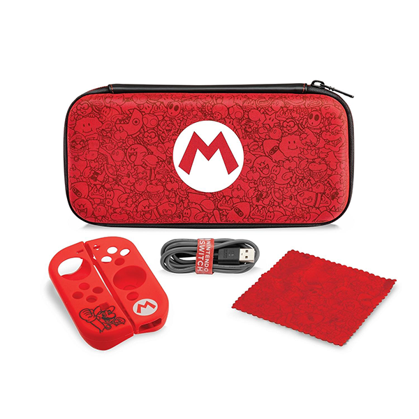Switch Starter Kit Mario Remix Edition