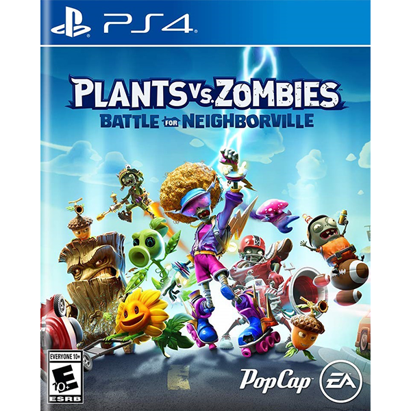 Plants Vs. Zombies Battle For Neighborville cho máy PS4