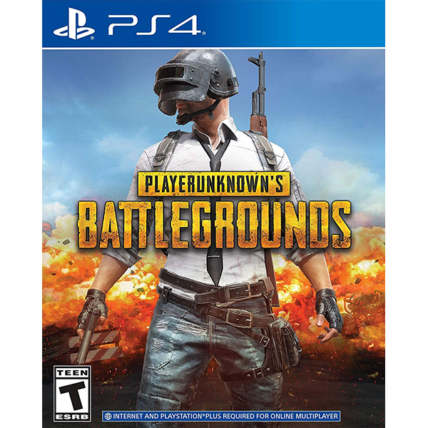 Playerunknown's Battlegrounds cho máy PS4