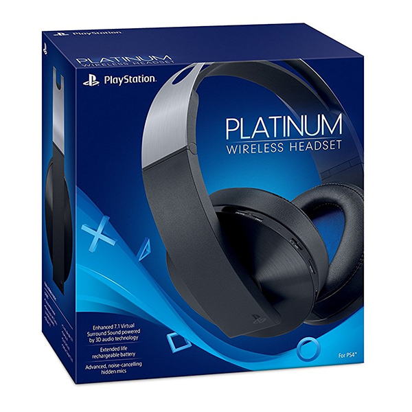 Tai Nghe PlayStation 4 Platinum