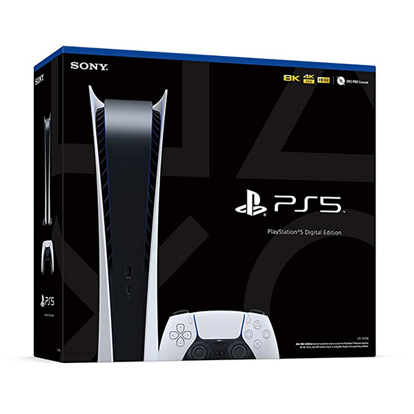 Máy PlayStation 5 Digital Edition