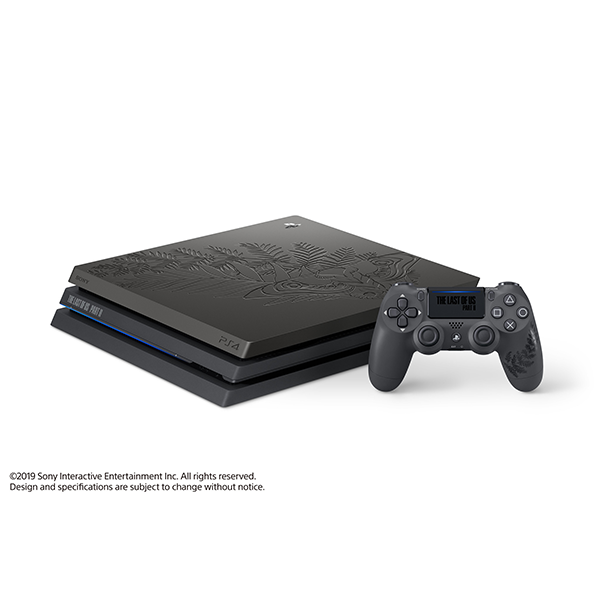 Máy PS4 Pro The Last Of Us Part II Limited Edition - Bảo Hành 24 Tháng