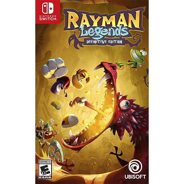 Rayman Legends Definitive Edition cho máy Nintendo Switch