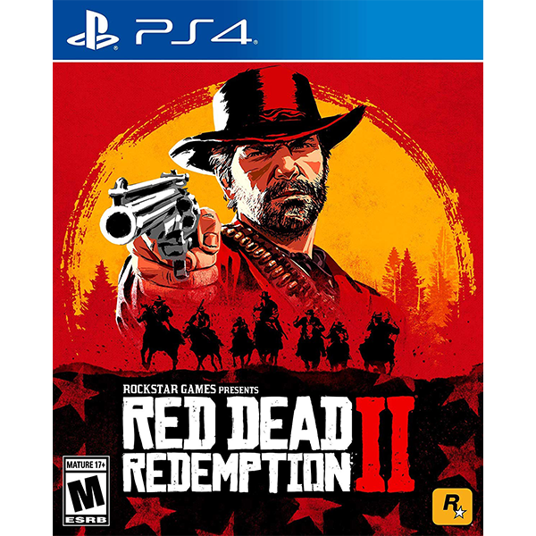 Red Dead Redemption 2 cho máy PS4