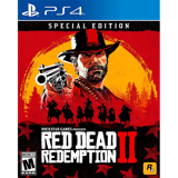 Red Dead Redemption 2 Special Edition cho máy PS4