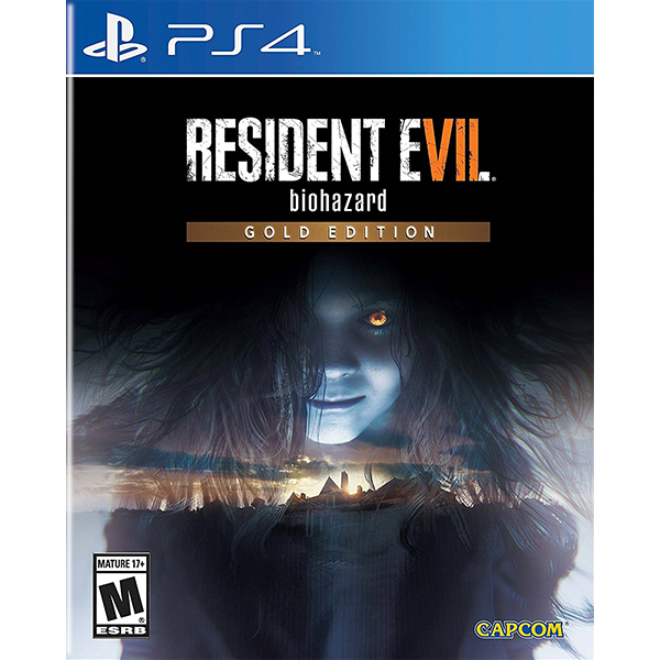 PS4 Resident Evil 7 Biohazard Gold Edition