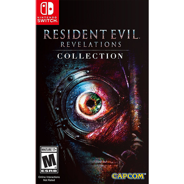 Resident Evil Revelations Collection cho máy Nintendo Switch
