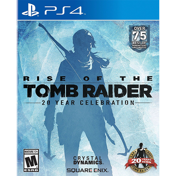 Rise Of The Tomb Raider cho máy PS4