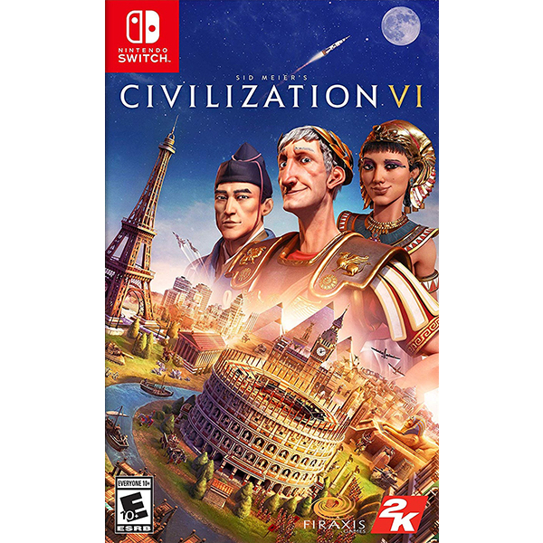 Sid Meier's Civilization VI cho máy Nintendo Switch