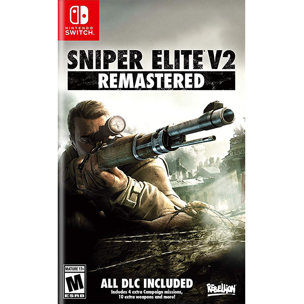 Sniper Elite V2 Remastered cho máy Nintendo Switch