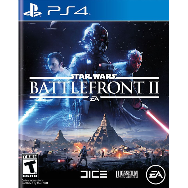 Star Wars Battlefront II cho máy PS4