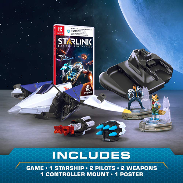 Starlink Battle For Atlas cho máy Nintendo Switch