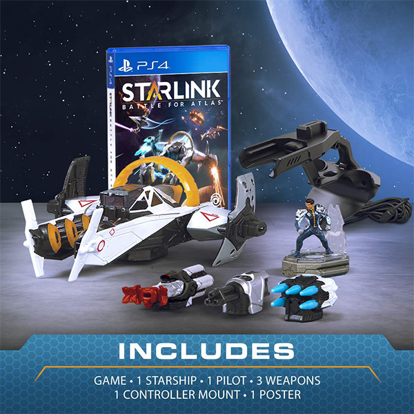 Starlink Battle For Atlas cho máy PS4