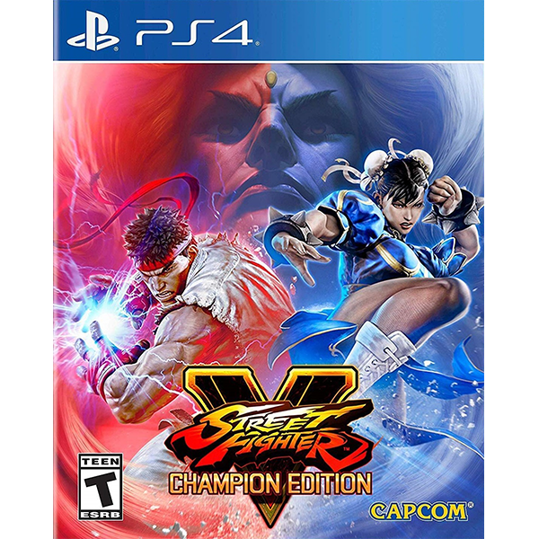 Street Fighter V Champion Edition cho máy PS4