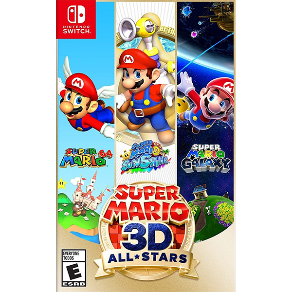 Super Mario 3D All-Stars cho máy Nintendo Switch