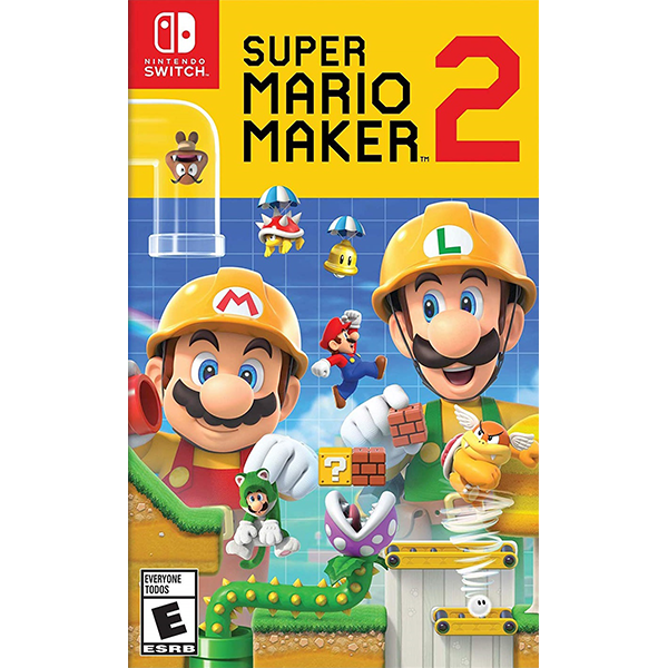 Super Mario Maker 2 cho máy Nintendo Switch