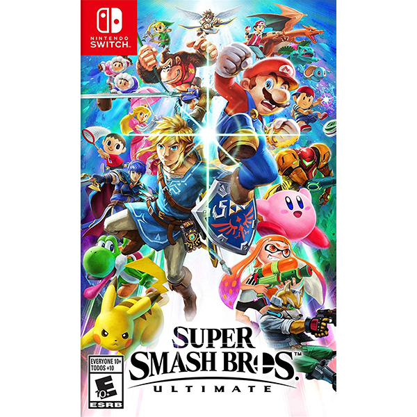 Super Smash Bros. Ultimate cho máy Nintendo Switch