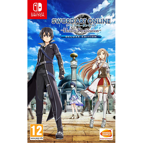 Sword Art Online Hollow Realisation Deluxe Edition cho máy Nintendo Switch