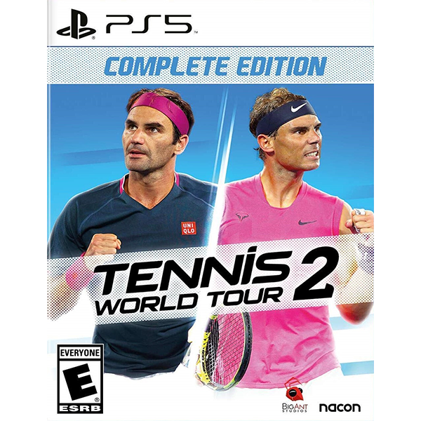 Tennis World Tour 2 cho máy PS5