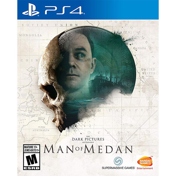 The Dark Pictures Anthology - Man Of Medan cho máy PS4