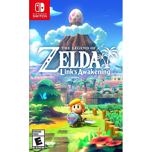 The Legend Of Zelda Link's Awakening cho máy Nintendo Switch