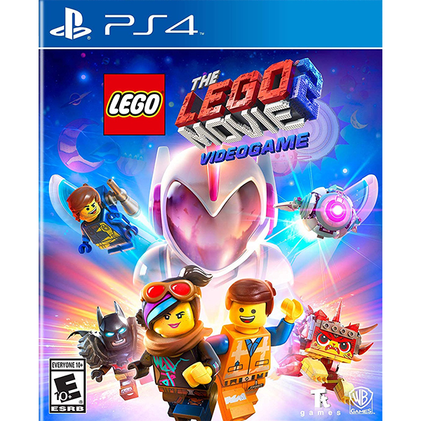 The LEGO Movie 2 Videogame cho máy PS4
