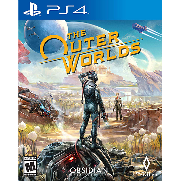 The Outer Worlds cho máy PS4